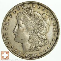 1896 O MORGAN SILVER DOLLAR 5836