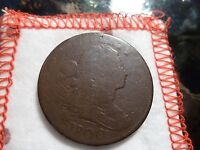 1800 S 204 R4 DRAPED BUST LARGE CENT  VARIETY PROVENANCE & FLIPS INCLUDED