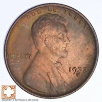 1932 D LINCOLN WHEAT CENT YB30