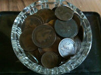 OLD PENNIES 1800S 1900S AND OTHERS
