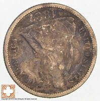 1887 SEATED LIBERTY SILVER DIME 2877