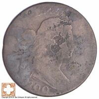 1800 DRAPED BUST LARGE CENT XB26