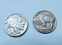1 1929 S BUFFALO NICKEL // AU ALMOST UNCIRCULATED // 1 COIN