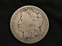 1900 S MORGAN SILVER DOLLAR KEY DATE