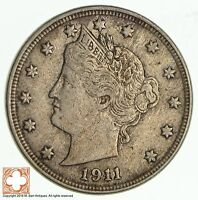 1911 LIBERTY V NICKEL 9721