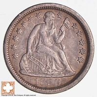 1850 SEATED LIBERTY SILVER DIME 3004