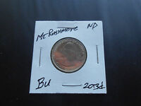 2013 D MT. RUSHMORE ND AMERICA THE BEAUTIFUL QUARTER BU FROM MINT ROLL