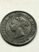 CANADA 1897 LARGE CENT VF 2045