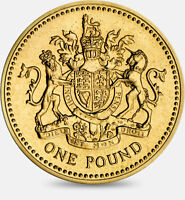 1 ONE POUND COINS 1983 TO 2015   CIRCULATED
