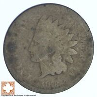 1873 INDIAN HEAD CENT XB78