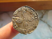 FRANCE HENRY IV SILVER COIN 1600 ????