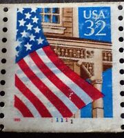 USA 53 X 32 CENT COIL STAMPS MINT GUM 1995 SCOTT 2913 GOOD FOR POSTAGE $16
