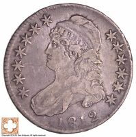 1812 CAPPED BUST HALF DOLLAR 3019