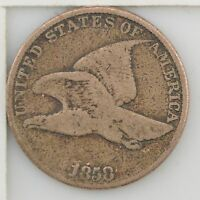 1858 FLYING EAGLE ONE CENT 090
