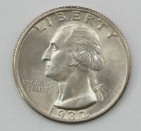 1932 P WASHINGTON SILVER QUARTER DOLLAR Q23