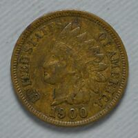 1900 INDIAN HEAD CENT UNITED STATES COIN BB1271