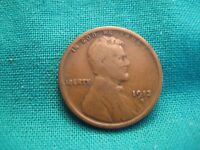 1913-S CIRCULATED LINCOLN WHEAT CENT-TOUGHER DATE-111