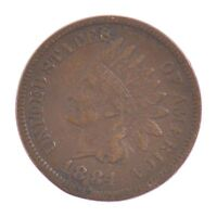 1884 INDIAN HEAD ONE CENT Z27