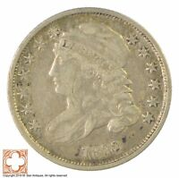 1833 CAPPED BUST DIME XB01