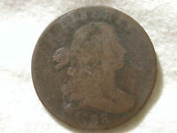 1798 U.S. DRAPED-BUST LARGE CENT TYPE GOOD STYLE 2 REV OF 1797