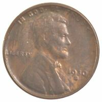 1930-S LINCOLN WHEAT EARS CENT J76