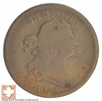 1804 DRAPED BUST HALF CENT 1219