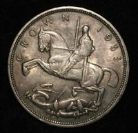 1935 CROWN FROM ENGLAND.  NO RESERVE
