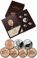 2009 LINCOLN COIN AND CHRONICLE PROOF SET