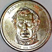 2009P ZACHARY TAYLOR PRESIDENTIAL DOLLAR  UNCIRCULATED