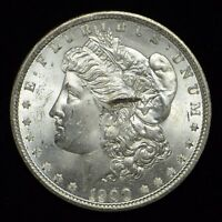 1900 O MORGAN SILVER DOLLAR UNITED STATES COIN BU BB1799