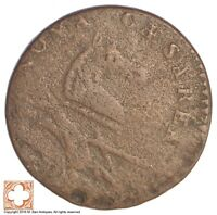 1787 NEW JERSEY SHIELD COPPER CENT  642