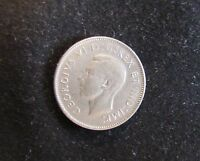 1937 CANADA 5 CENTS COIN