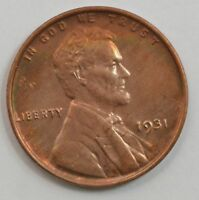 1931 LINCOLN WHEAT EARS CENT G18