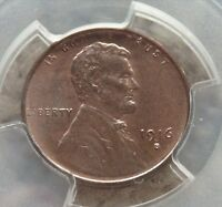 KEY LINCOLN 1916 -S  MINT STATE 64RD  PCGS  LINCOLN WHEAT BACK PENNY.