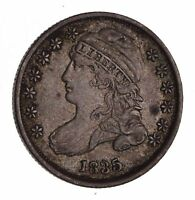 1835 CAPPED BUST DIME - CIRCULATED 1540