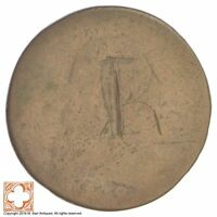 1802 DRAPED BUST LARGE CENT CONDITION: GRAFFITI XB99