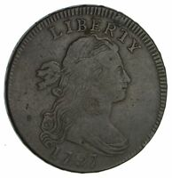 1797 DRAPED BUST LARGE CENT- CIRCULATED 2958