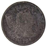 1794 LIBERTY CAP LARGE CENT - LETTERED EDGE - CIRCULATED 6936