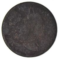 1795 LIBERTY CAP LARGE CENT - LETTERED EDGE - CIRCULATED 6934