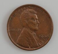 1930-S LINCOLN WHEAT EARS CENT G01