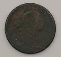 1802 DRAPED BUST LARGE CENT G04