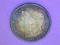 MORGAN DOLLAR - 1879 S - KM 110 - 0.900 SILVER