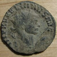 UNCLEANED AURELIAN    OBVERSE BUST  . . . TOO BAD ABOUT THE REVERSE