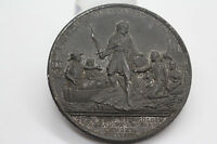 VICTORIAN FREE TRADE PEOPLES RIGHTS MEDAL ANTIQUE    INTERESTING UNUSUAL C2