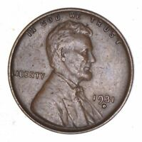 1931-D LINCOLN WHEAT CENT - CIRCULATED 7873