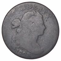 1798 DRAPED BUST LARGE CENT - CIRCULATED 7005