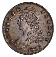 1832 CAPPED BUST HALF DOLLAR -NOT CIRCULATED 1440
