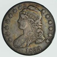 1833 CAPPED BUST HALF DOLLAR - CIRCULATED 3313