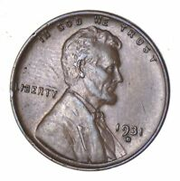 1931-D LINCOLN WHEAT CENT - CIRCULATED 8030