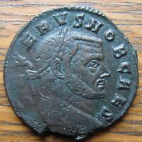 SEVERUS II FOLLIS   SACRED MONEY FROM THE ROME MINT